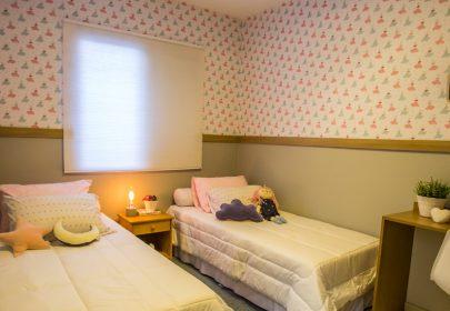 Cortina ou persiana no quarto: qual a melhor escolha?
